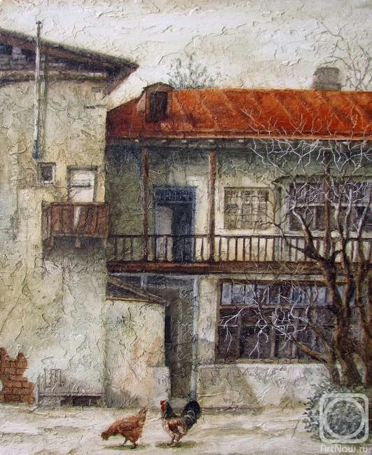1 Старый Ереван (531x649, 379Kb)
