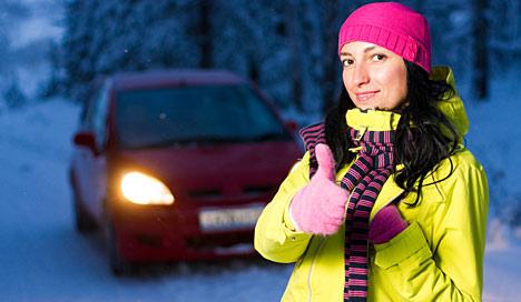Готовим автомобиль к зиме!