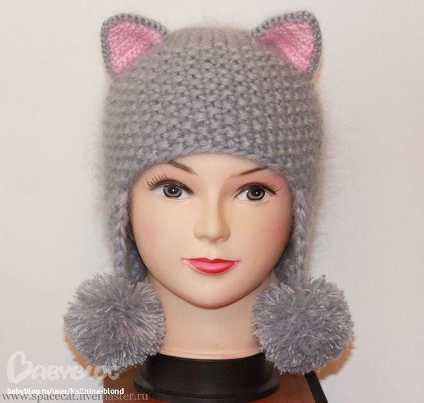 шапка-кошка (500x5475, 33Kb)