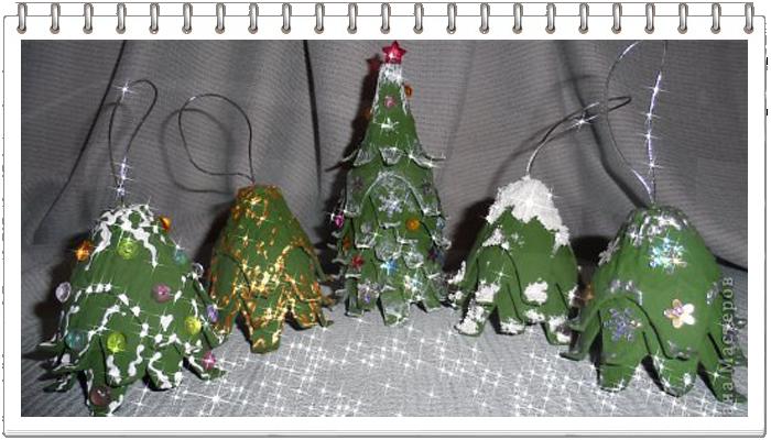 Как сделать новогоднюю елку из яичных лотков. МК/3518263_yaica1_1_ (700x400, 425Kb)