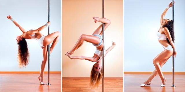 Как самой научиться танцевать pole dance