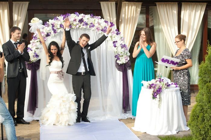Свадьба в геркулесе 34