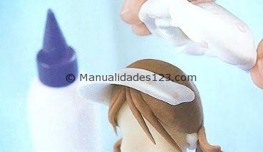 Куколка из холодного фарфора. Фото мастер-класс (18) (369x214, 35Kb)