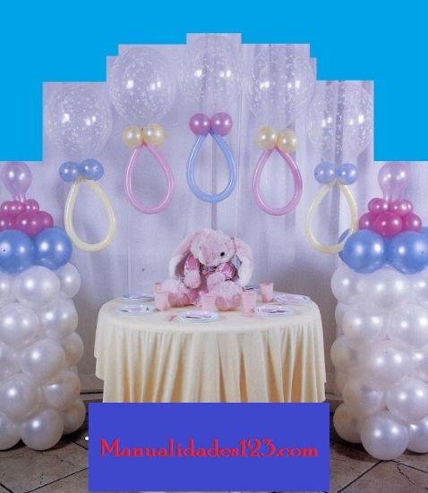 Воздушные шары в интерьере детского праздника. Мастер-классы (119) (478x551, 102Kb)