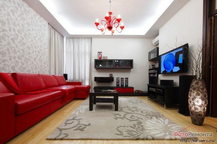 Дизайн интерьер гостиной 17 кв м фото