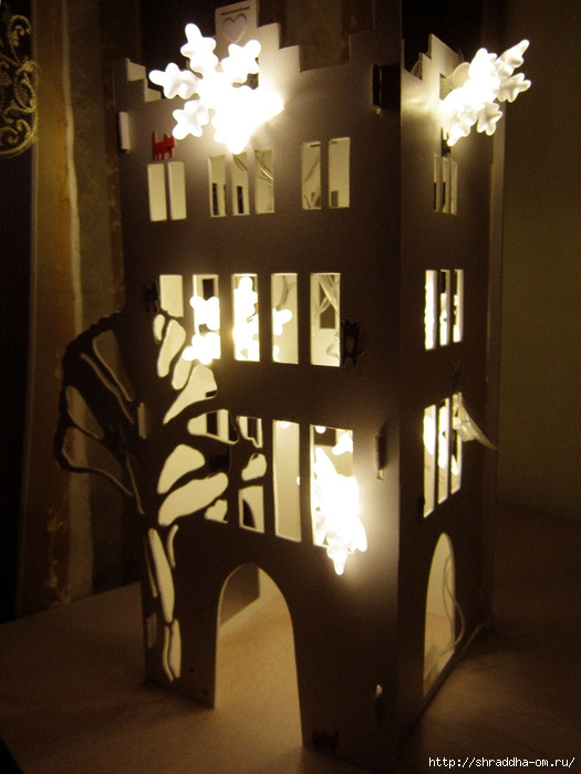 Декоративный светильник, автор Shraddha (19) (525x700, 252Kb)