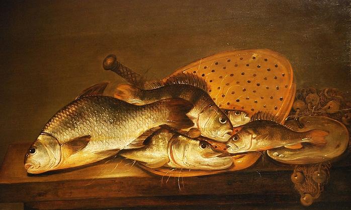 Pieter de Putter (Dutch-1605-1659). 1600 - 1659 �. ���� (700x418, 267Kb)