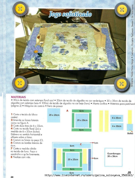 Revista de Patchwork e Cia 019 (529x700, 303Kb)