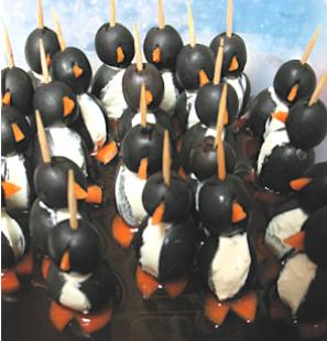Пингвины из оливок./5451862_6 (297x309, 152Kb)