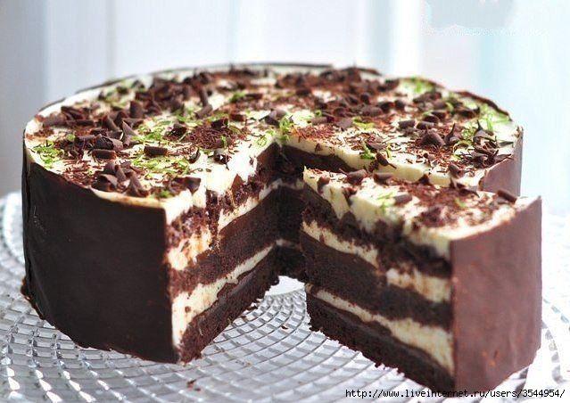 Торт Шоко-лайм (639x452, 160Kb)