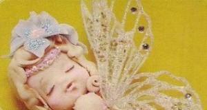 Сказочный эльф для детского торта. Лепка из мастики (16) (300x160, 33Kb)