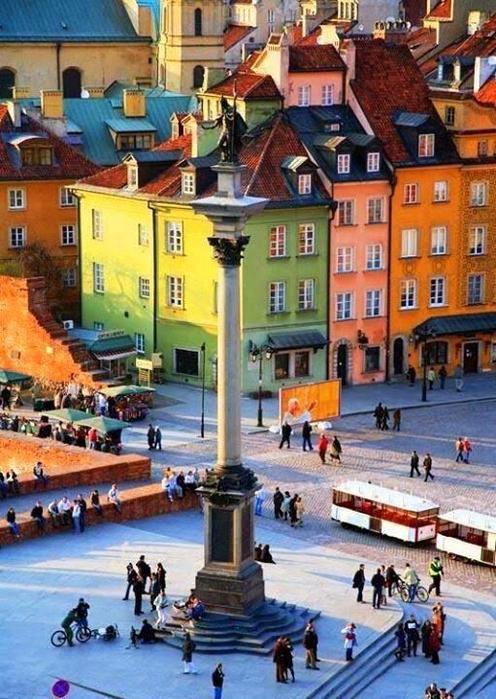 Warsaw, Poland (496x700, 447Kb)