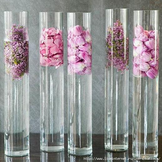 for Decoracion jarrones cristal
