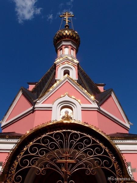 Церковь Давида (450x600, 175Kb)