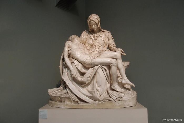 скульптура эпохи возрождения: