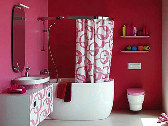 красивый дизайн ванной комнаты 11 (550x413, 164Kb)