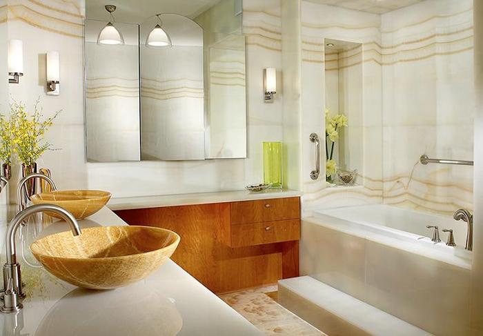 красивый дизайн ванной комнаты 14 (700x487, 321Kb)