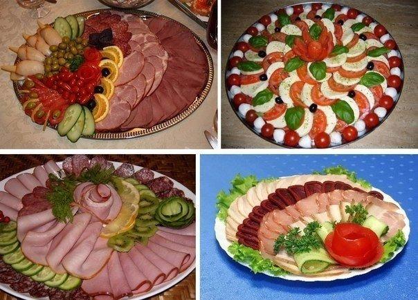 Украшение и необычные способы подачи блюд,салатов,выпечки и бутербродов . - Страница 5 107692565_4