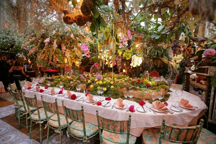красивый ресторан Mas Provencal 4 (700x466, 335Kb)