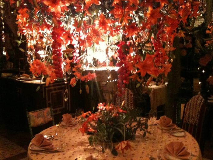 красивый ресторан Mas Provencal 5 (700x525, 319Kb)
