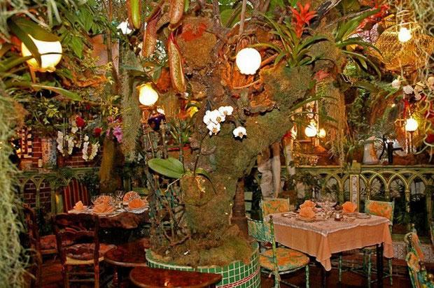 красивый ресторан Mas Provencal 9 (620x412, 252Kb)