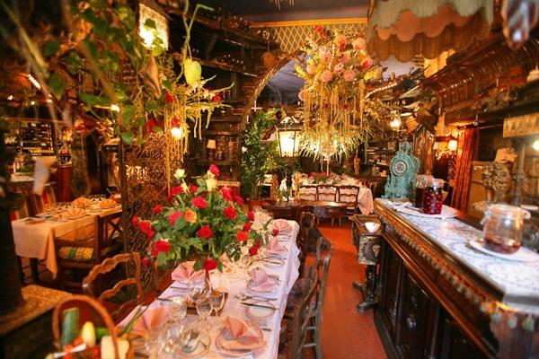красивый ресторан Mas Provencal 11 (600x400, 278Kb)
