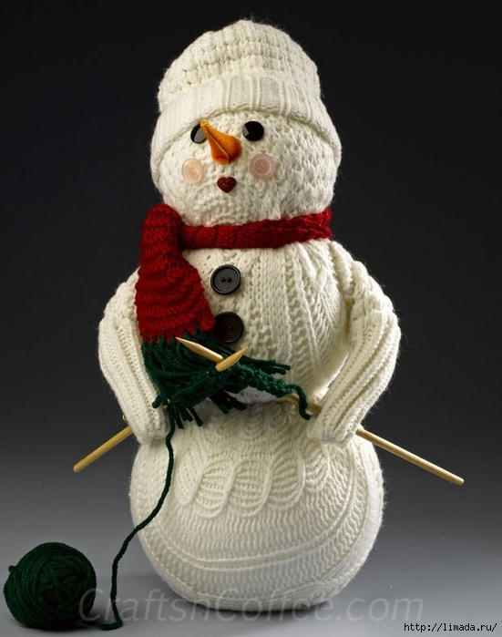 diy-sweater-snowman (551x700, 196Kb)