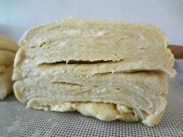 Тесто слоеное (604x453, 65Kb)