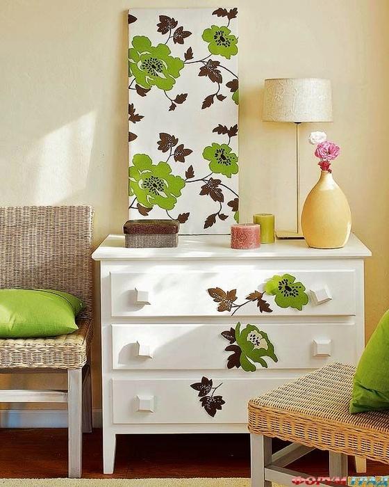 Мебель и декор для дома своими руками