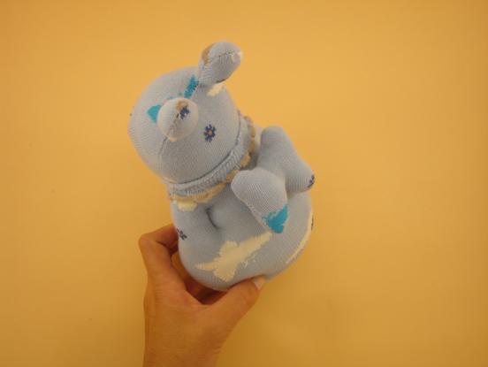 Забавная игрушка из носка (31) (552x415, 311Kb)