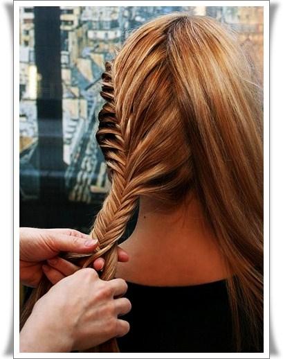 Блог - Привет.ру - Интересные факты Учимся плести французскую косу: - Личный интернет...