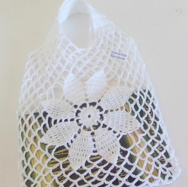 Вязание крючком. Замечательные салфетки и сумочка. Схемы (22) (640x635, 197Kb)