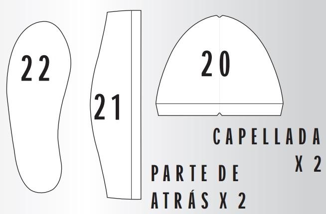 Шьем теплые тапочки. Шаблон и мастер-класс (13) (654x430, 67Kb)