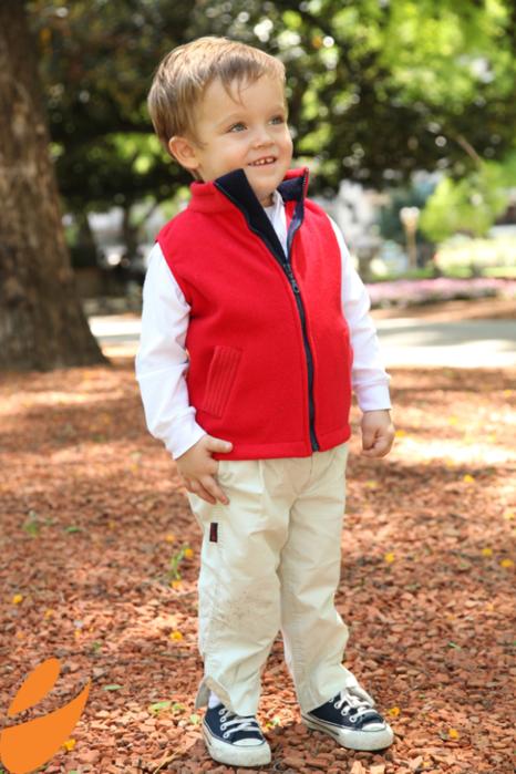 Шьем теплый жилет для мальчика. Выкройка в натуральную величину и мастер-класс (1) (466x700, 585Kb)