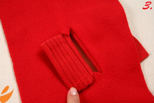 Шьем теплый жилет для мальчика. Выкройка в натуральную величину и мастер-класс (8) (620x413, 568Kb)