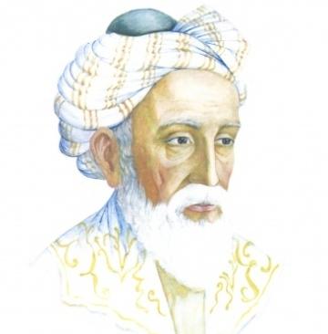 Омар Хайям 1 (360x366, 64Kb)
