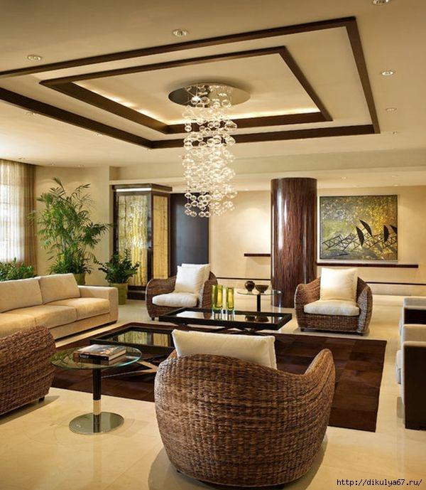 Modern false ceiling design for bedroom