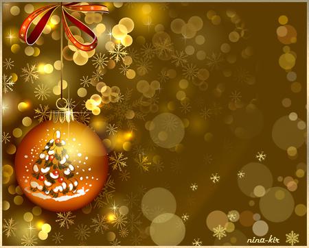 Новогодняя-(коричневый,-жел (450x362, 246Kb)