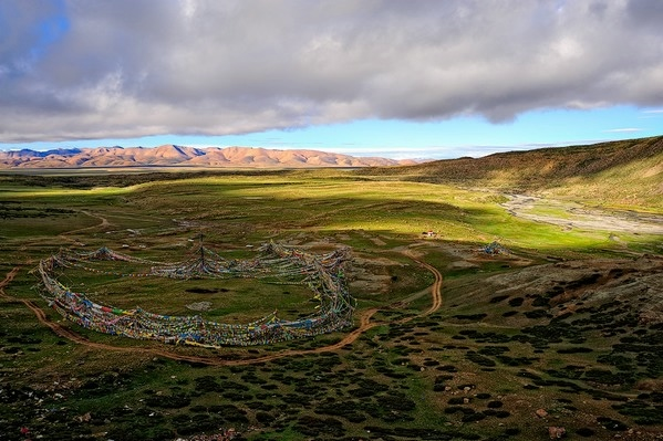 обряд небесного погребения тибет 19 (599x399, 177Kb)