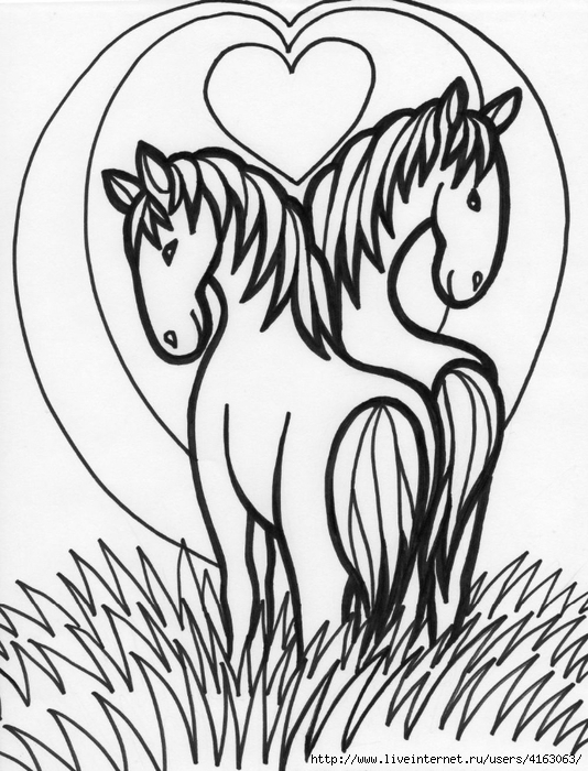 horses-risunki (534x700, 267Kb)