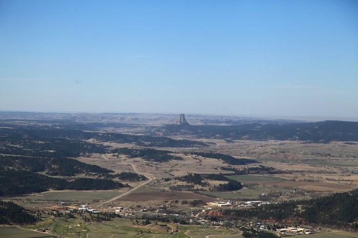 гора башня дьявола фото 14 (700x466, 213Kb)