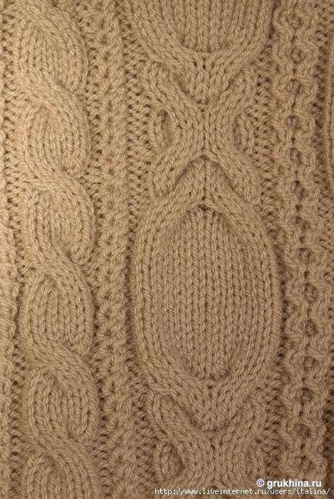 вязаный-пуловер-Burberry7 (469x700, 311Kb)