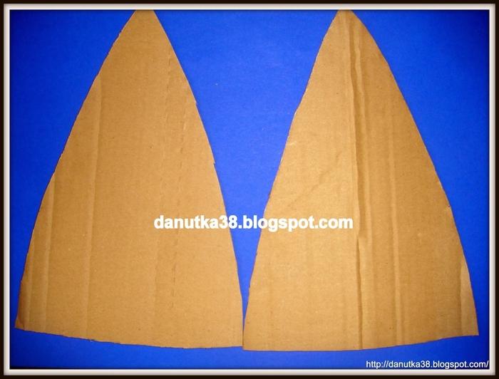 Елочка из картона и гофрированной бумаги. Мастер-класс (1) (700x532, 227Kb)