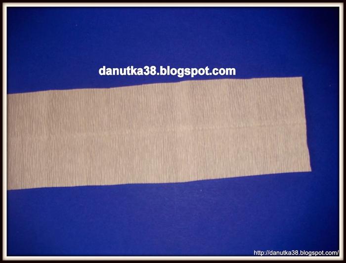 Елочка из картона и гофрированной бумаги. Мастер-класс (7) (700x532, 199Kb)