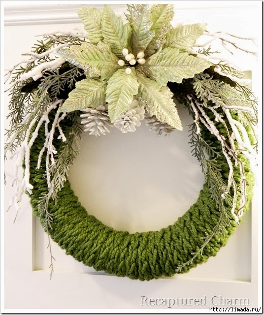 finger knitted christmas wreath11a_thumb[4] (520x620, 240Kb)