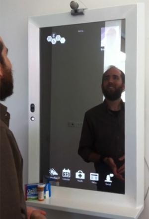 Необычное зеркало в ванной (300x440, 67Kb)
