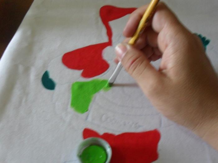 Рождественская роспись по ткани. Санта Клаус, снеговики (27) (700x525, 196Kb)