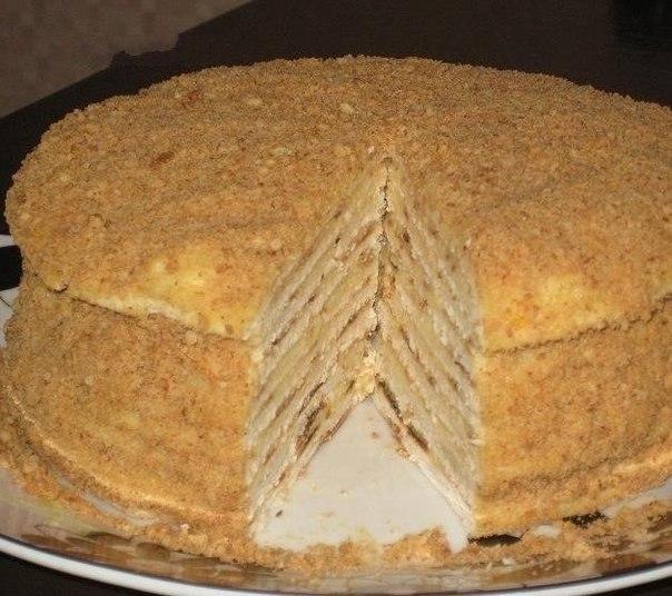 торт на скорую руку (604x536, 257Kb)
