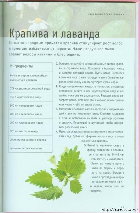 Книга Линды Гэмблин МЫЛО РУЧНОЙ РАБОТЫ (64) (460x700, 222Kb)
