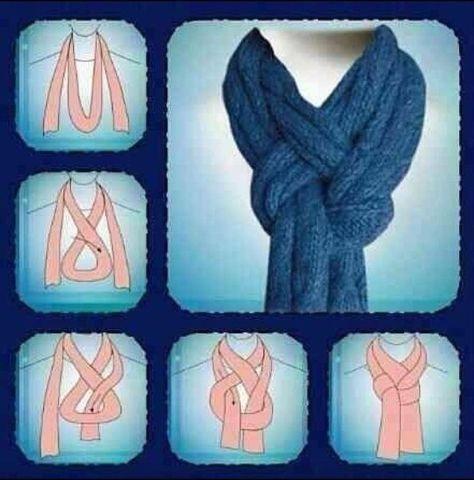 шарф (474x480, 38Kb)